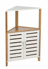 Bibliothèques, étagères et rangements en bambou pour la salle de bain