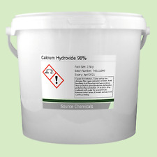 Calcium Hydroxide 98% 2.5Kg Including Delivery