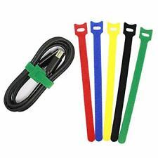 1m Velcro Fascette Per Cavi Cavo Nastro Nastro Di Velcro Fascette in Velcro Chiusura in Velcro 1,5cm