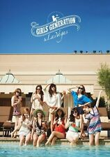 GIRLS' GENERATION IN LAS VEGAS Photo Book + DVD + MD + Poster K-POP Sealed SNSD