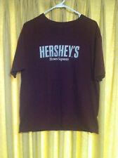 Hershey's Times Square- 100% Cotton-vintage -Mens Lg. Tshirt