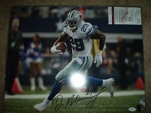 DEMARCO MURRAY AUTOGRAPHED SIGNED 16X20 PHOTO DALLAS COWBOYS JSA COA