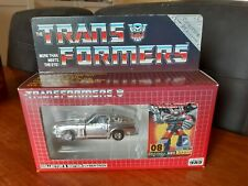 Transformers G1 E-hobby collectors edition Silverstreak MISB Sealed