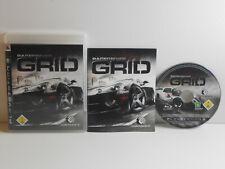 Grid racedriver para PlayStation 3/ps3