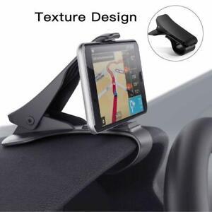 Car Phone Holder, Universal Dashboard Car Phone Mount Mobile Phone Holder
