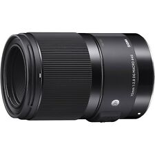 Sigma 70mm f/2.8 DG Macro Art Lens (for Canon) *NEW*