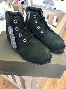 Timberland Boots KIDS Size UK11.5 EU30  Pokey Pine Dark Green/Black £15.00