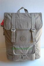 New With Tag Kipling JINAN LARGE BACKPACK WITH LAPTOP PROTECTION - Warm Grey