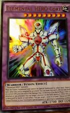 Flash Sale!! Elemental Hero Core x1 JUMP-EN071 Yu-Gi-Oh Ultra Rare Foil