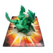 Bakugan Helix Dragonoid Drago Green Ventus 720g  Plus 2 Random Cards
