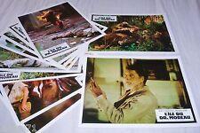 L' ILE DU Dr. MOREAU !b lancaster jeu photos cinema lobby cards fantastique 1977
