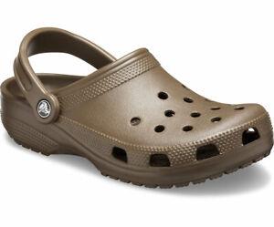 CROCS Classic Clogs UNISEX Men's and Women's Ultra lite Water-Friendly Sandals