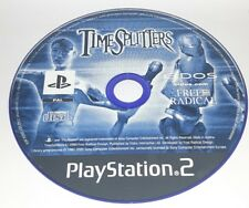 TIME SPLITTERS - PlayStation 2 PS2 Play Station Game Bambini Gioco