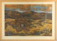 8560014 Pastell-Gemälde Rainer G.Schumacher Großkochberg