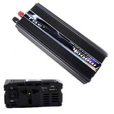 INVERTER 4000W 12V 220V CON USB TRASFORMATORE PER CAMPER AUTO BARCA