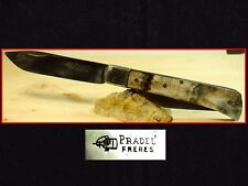 "█ M27 █ Couteau Berger ancien "" Pradel Frères au Bidon "" █ Old Knife"