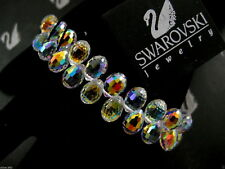 SIGNED SWAROVSKI  CRYSTAL  BRACELET NEW RETIRED
