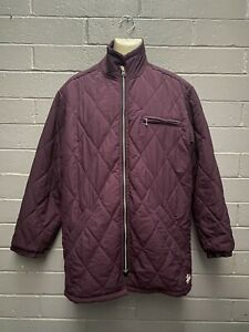 Vintage Streetwear Stüssy Outer Gear Zip Up Jacket Supreme 1990s Mens Size Large