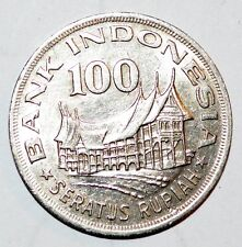 Republic of Indonesia - Indonesian 1978 100 Rupiah Coin - uncirculated world