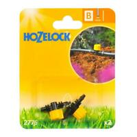 Hozelock 4mm Water Full Flow Control Valve (Of to 100% Flow) B, 2776 - Pack of 2