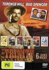 TRINITY COLLECTION - BUD SPENCER TERENCE HILL COMEDY BULK NEW DVD MOVIE SEALED