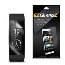 2X EZguardz LCD Screen Protector Skin Cover HD 2X For Sony SmartBand Talk SWR30