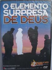 O Elemento Surpresa de Deus Pr. Marco Feliciano D.DNew Sealed 2005 Brazil