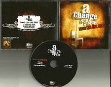 A CHANGE OF PACE Loose Lips Sink Ships w/ EDIT & VIDEO PROMO DJ CD single 2005