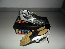 M43 MUNICH 0515 GRIS MUNDIAL 39 SCARPE CALCETTO OUTDOOR TF FUTSAL BOOT SCARPINI