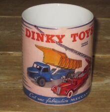 Dinky Toys French Catalogue  1955 Advert MUG