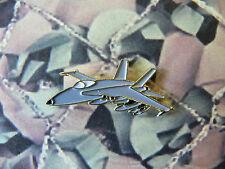 F18 HORNET Aeroplane / Plane Enamel Lapel Badge
