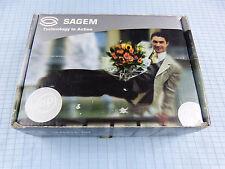 Original Sagem MW 936 Schwarz! Neu & OVP! Ohne Simlock! Unbenutzt! RAR! Selten!