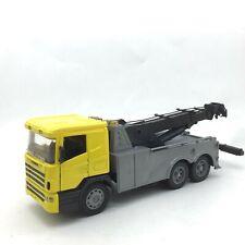 Scania Tow Truck Diecast Car Model 1:32 Newray