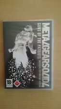 Metal Gear Solid 4 DVD New RARE
