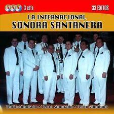 Various Artists : Internacional Sonora Santanera CD
