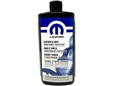 Chrysler Dodge Jeep Leather Rubber & Vinyl Conditioner Protector Mopar  Oem