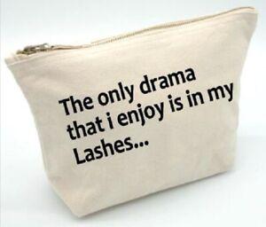 eye lash drama, gift, toiletries, cosmetic, pouch, Christmas, make-up, eyes