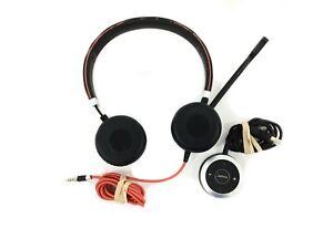 Jabra EVOLVE 40 MS USB Stereo Corded Headset HSC017 ENC010
