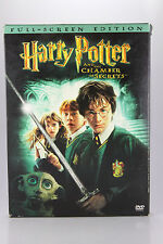 HARRY POTTER & THE CHAMBER OF SECRETS SPECIAL EDITION 2 DISC SET (FULL SCREEN)