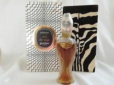 Vintage VOL DE NUIT GUERLAIN Extrait 15 ml Perfume /Parfum SEALED Rosebud in Box