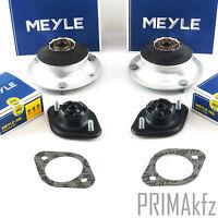 4x MEYLE 314 641 0001 Federbeinlager Domlager Hinten + Vorne BMW 3er E36 Z3 Z4
