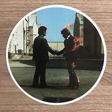 """Pink Floyd Wish You Were Here 4"""" Wide Vinyl Sticker - BOGO"""