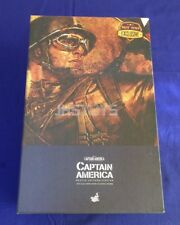 Hot Toys 1/6 Captain America The First Avenger Rescue Version MMS180