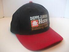 Dieppe Elmwood Home Hardware Building Centre Hat Black Snapback Hipster Work Cap
