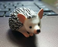EPOCH Japan Long eared hedgehog PVC animal figure figurine model