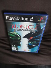 PS2 GAME: BIONICLE HEROES