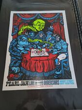 Pearl Jam Ap Sn Ames Live In 2 Dimensions Bros (A/P Edition) Vedder Haight St