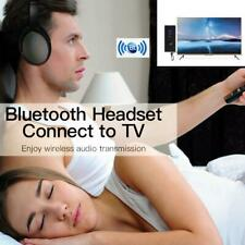 TX8 Bluetooth Transmitter Wireless RCA 3.5mm Audio Adapter for TV Headphone