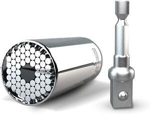 Universal Socket Wrench 7-19 mm Spanner Multi Function Tools Set Repairs