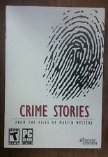 Crime Stories - From the Files of Martin Mystere (PC CD-ROM)